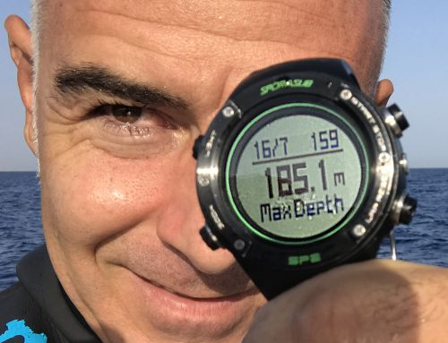 -185mt. No Limits Record Italiano